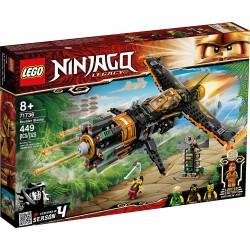 LEGO 71736 - Ninjago - Le jet multi-missiles