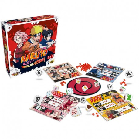 Naruto - Ninja Arena