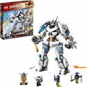 LEGO 71738 - Ninjago - Le robot de combat Titan de Zane
