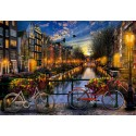 Casse-tête 2000 pièces - Educa - Amsterdam