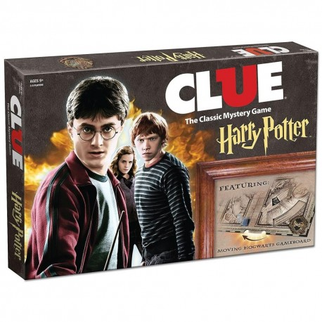 Clue - Harry Potter (version anglaise)