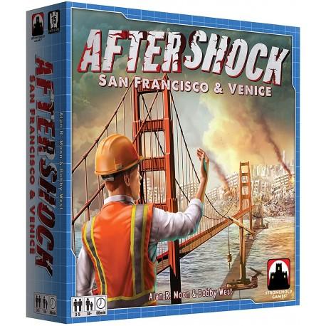 Aftershock: San Francisco & Venice (version anglaise)