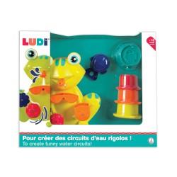 LUDI - Coffret de bain Grenouille