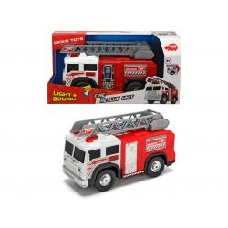 Action Series - Camion de pompier Sons et lumières 30 cm