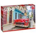Casse-tête 500 pièces - Jumbo 18803 - Havana, Cuba