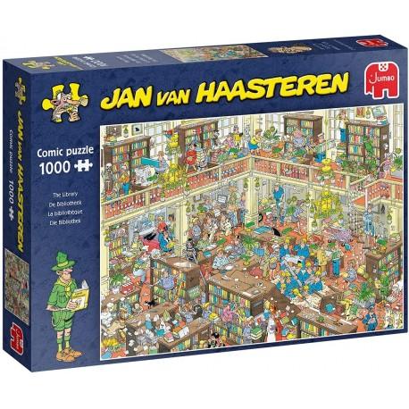 Puzzle - JvH - Chargement de la Mer - 500 Pièces
