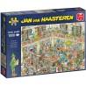 Jumbo 19092 Jan Van Haasteren-The Library Puzzle 1000 pièces