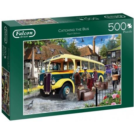 Puzzle 1000 pièces - Falcon - The Toy Shop