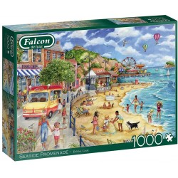 Puzzle 500 pièces - Falcon - Catching the bus