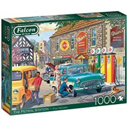 Puzzle 1000 pièces - Falcon - The petrol station 11321