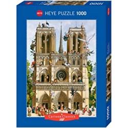 Puzzle 1000 pièces - Heye - Steven Spielberg films 29883