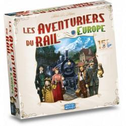 Les Aventuriers du Rail - Europe 15ème Anniversaire - Days of Wonder