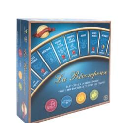 La Récompense - Éditions Momentum