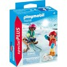 Playmobil 70250 - Children with Sleigh