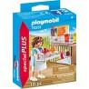 Playmobil 70251 - Street Vendor