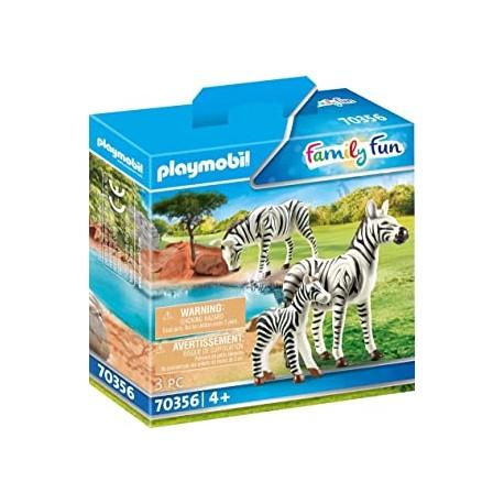 Playmobil 70354 - Hippopotame et son petit
