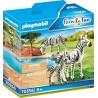 Playmobil 70356 - Zebras with Foal
