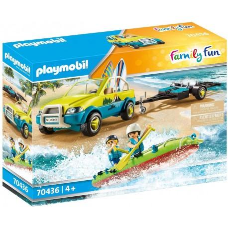 Playmobil 70434 - PLAYMO Beach Hôtel