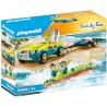 Playmobil 70436 - Voiture avec canoë