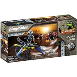 Playmobil 70627 - Triceratops: Battle for the Legendary Stones
