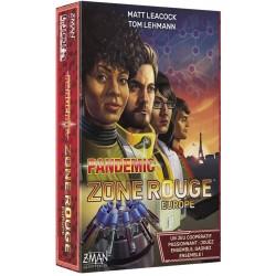 Pandemic – ZONE ROUGE – Amérique du Nord