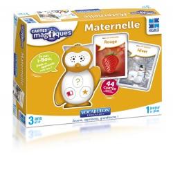 Megableu - Vocabulon Cartes Magiques Maternelle