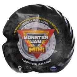 Monster Jam - Petit véhicule blind pack assortis