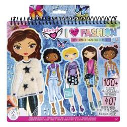 Fashion Angels- Autocollants par numéro - Fashion