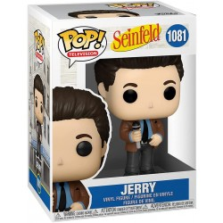 Funko Pop! 1088 - Seinfield - Jerry with Puffy Shirt