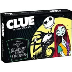Clue - Nightmare Before Christmas