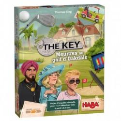 The Key – Meurtres au Golf d'Oakdale - Haba