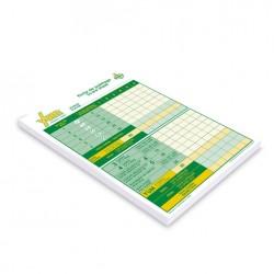 Yum - Score sheets - Gladius