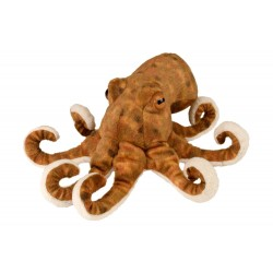 Wild Republic 10872 - Octopus Stuffed Animal - 8""