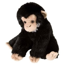 Wild Republic 10834 - Chimpanzee Stuffed Animal - 8""