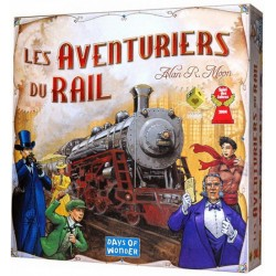 Les Aventuriers du Rail - USA - Days of Wonder