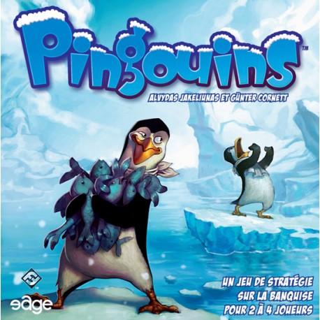 Pingouins - Edge