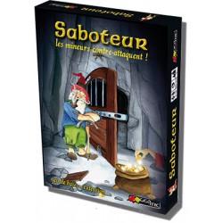 Saboteur + - Kikigagne