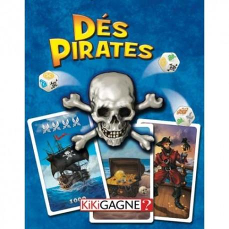 Dés Pirates - Kikigagne