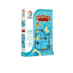 Pirates Jr. Cache-Cache - SmartGames