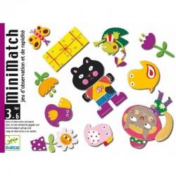 Minimatch - Djeco DJ05175
