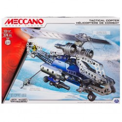 Meccano® 15302 - Tactical Copter 2-in-1 Model Set