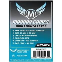 Mayday Games MDG-7035 - Protecteurs de cartes - 45 x 68mm