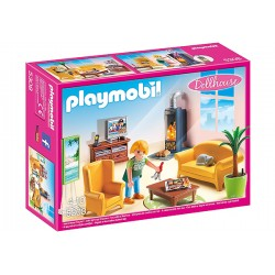 Playmobil® 5308 - Living Room with Fireplace
