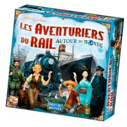 Les Aventuriers du Rail™ - Autour du monde - Days of Wonder®