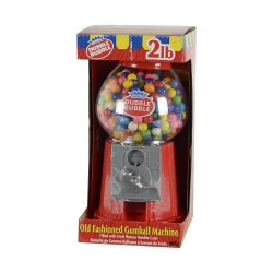 Bubble Dubble - Old Fashioned Gumball Machine