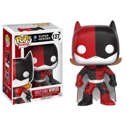 Funko Pop! 127 - DC Super Heroes - Impopster - Harley Quinn