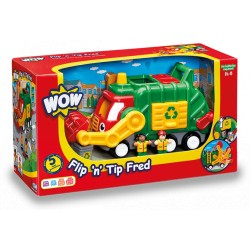 WOW® 01018 - Flip & Tip Fred