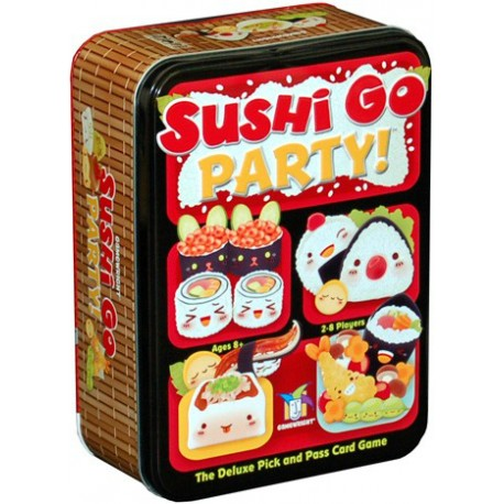 Sushi Go Party - Gamewright®