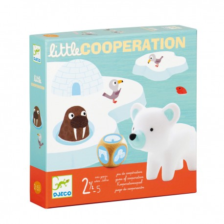 Little Cooperation - Djeco DJ08555