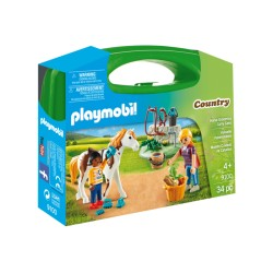 Playmobil® 9100 - Horse Grooming Carry Case